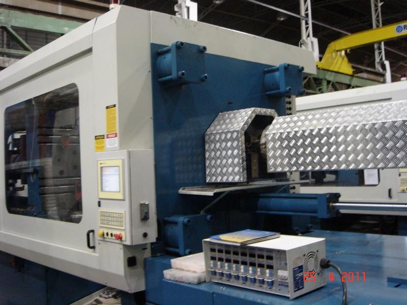 Manutenção de maquinas injetoras